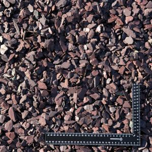 Welsh Slate Plum Slate 20mm Decorative Aggregate