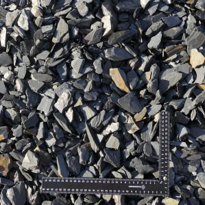 Welsh Slate Grey Slate 40mm Decorative Aggregate