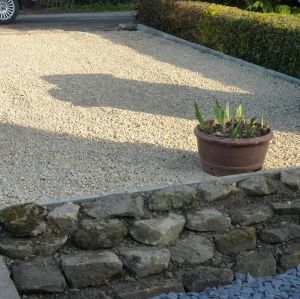 Cotswold Buff 14mm Decorative Aggregate