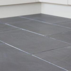 Welsh Slate Cwt-y-Bugail Dark Blue Grey Honed tiles