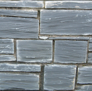 Welsh Slate Cwt-y-Bugail Pillared Walling - 800kg - 3sqm