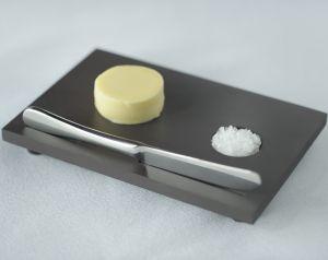 Welsh Slate Plain Butter Plate