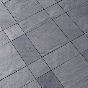Welsh Slate Cwt-y-Bugail Dark Blue Grey Riven tiles